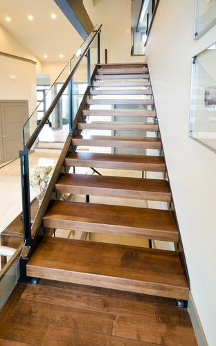 Escalier bois sur mesure Le Quesnoy (59)